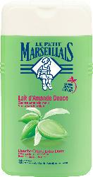 Le Petit Marseillais Cremedusche Süssmandelmilch