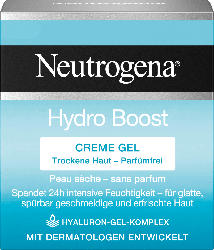 Neutrogena Tagescreme Hydro Boost Creme Gel