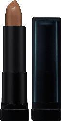 Maybelline New York Lippenstift Color Sensational Powder Matte Carnal Brown 35