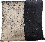 dm-drogerie markt Dekorieren & Einrichten Kissen mit Pailletten kupfer-schwarz