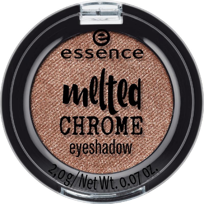 essence cosmetics Lidschatten melted chrome eyeshadow ironic 02