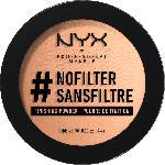 dm-drogerie markt NYX PROFESSIONAL MAKEUP Puder #NoFilter Finishing Powder Medium Olive 07