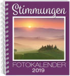 Weltbild Stimmungen Fotokalender 2019 - bis 31.12.2018
