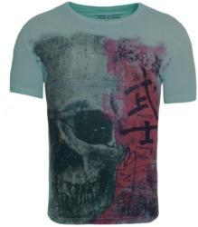 Akito Tanaka Print-Shirt »Japan Skull«
