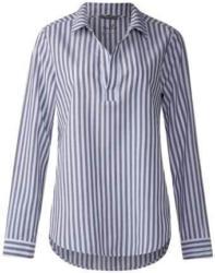 Klassische Streifen Bluse