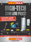 MEDIMAX HIGH-TECH zum LOW PRICE - bis 24.11.2018