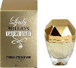 dm-drogerie markt Paco Rabanne Eau de Toilette Lady Million Eau my Gold