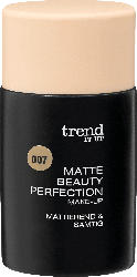 trend IT UP Make-up Matte Beauty Perfection 007