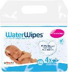 dm-drogerie markt WaterWipes Feuchttücher, 4x60 Stück