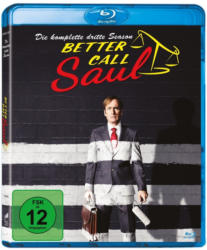 Sony Pictures Blu-ray »Better call Saul - Die komplette dritte Season«