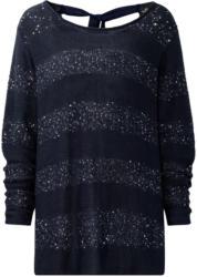 Damen Pullover mit glänzenden Akzenten