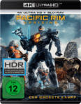 Media Markt Pacific Rim: Uprising [4K Ultra HD Blu-ray + Blu-ray]