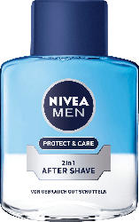 NIVEA MEN After Shave Protect & Care 2in1
