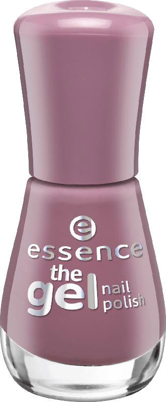 essence cosmetics Nagellack the gel nail polish violett 102