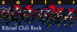 Zotter Schokoladen Ribisel Chili Rock