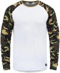 Solid Rundhalsshirt »Cajus«