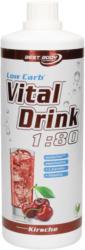 Best Body Nutrition Low Carb Vital Drink - Kirsche