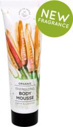 Belebendes Bio-Body Mousse mit neuem Duft - 50 ml