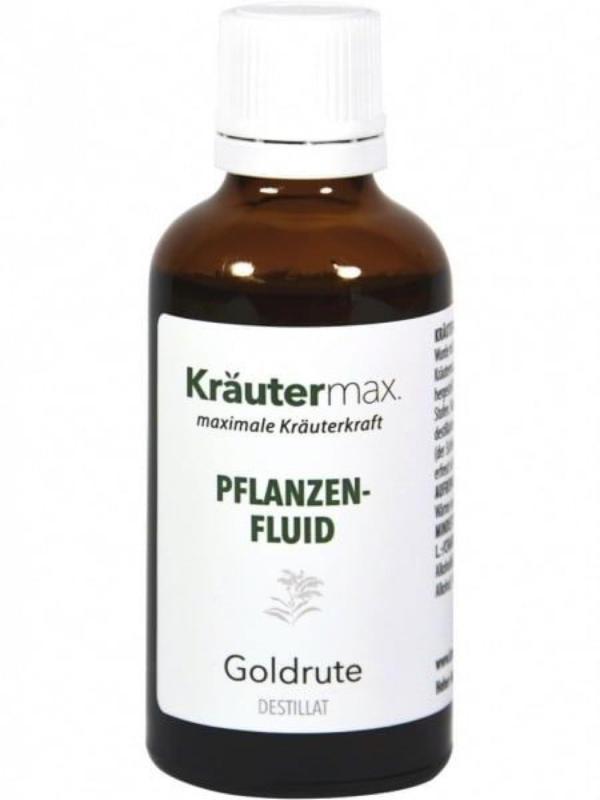 Kräutermax Pflanzenfluid Goldrute