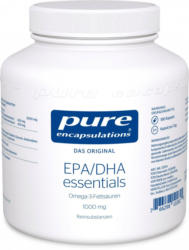 pure encapsulations EPA/DHA essentials - 180 Kapseln
