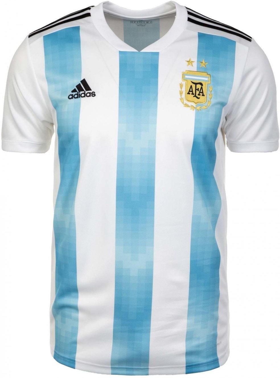 Argentinien AFA Adidas Trikot