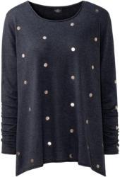 Damen Pullover mit Foliendruck