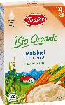 dm-drogerie markt Töpfer Getreidebrei Bio-Maisbrei Karotte nach dem 4.Monat