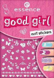 essence cosmetics Nagelsticker good girl nail stickers 03