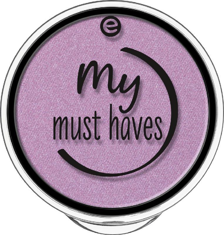 essence cosmetics Lidschatten my must haves eyeshadow purple clouds 14