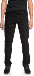 DC Shoes Straight Fit Jeans »Worker Black Rinse«