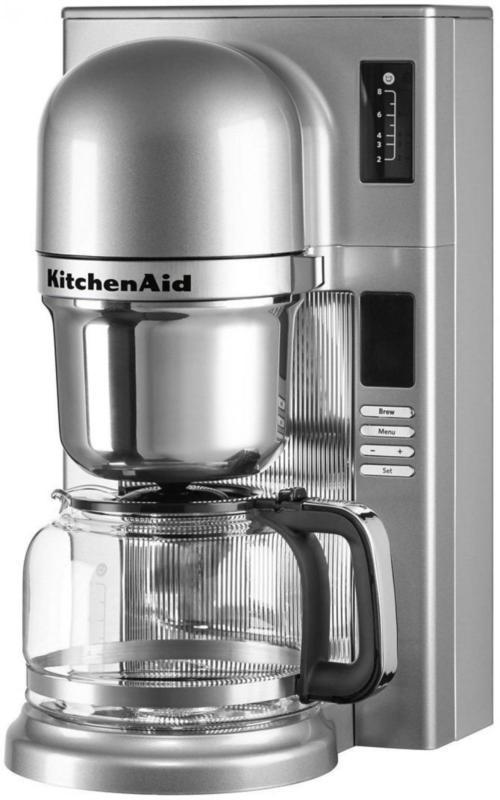 KitchenAid Filterkaffeemaschine 5KCM0802ECU, 1,18l Kaffeekanne