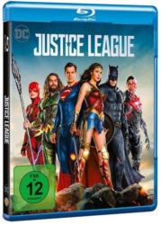 Warner Games BLU-RAY Film »Justice League«