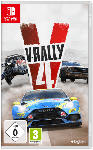 Media Markt Nintendo Switch Spiele - V-RALLY 4 [Nintendo Switch]