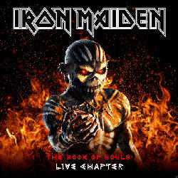 Rock & Pop CDs - Iron Maiden - The Book Of Souls: Live Chapter [CD]