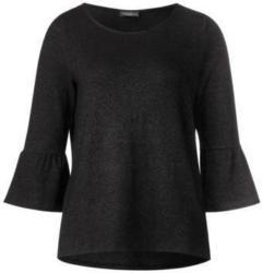 Weiches Shirt mit Volants