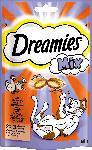 dm-drogerie markt Dreamies Snack für Katzen, Mix mit Huhn & Ente
