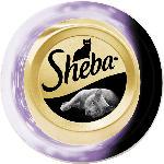 dm-drogerie markt Sheba Nassfutter für Katzen, Feine Filets, mit Thunfischfilets & Garnelen