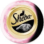 dm-drogerie markt Sheba Nassfutter für Katzen, Feine Filets, mit Meeresfrüchten