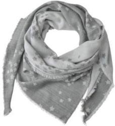 Weicher Schal mit Sternen