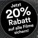 Thalia -20% auf Filme - bis 26.11.2018