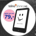 Thalia tolino shine 2 HD um 79,- EUR - bis 02.12.2018