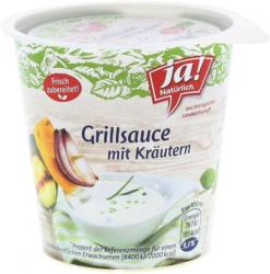 Ja! Natürlich Grillsauce Kräuter