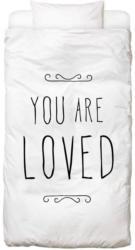 Bettwäsche »You Are Loved«, Juniqe