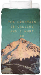 Bettwäsche »Mountain Is Calling«, Juniqe