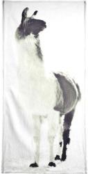 "Handtuch ""Fluffy Lama"", Juniqe"