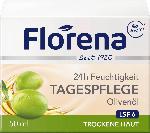 dm-drogerie markt Florena Tagescreme Olivenöl