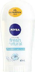 NIVEA Deo Stick Deodorant Fresh Natural