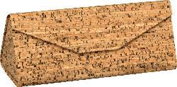 VISIOMAX Etui in Korkoptik, faltbar