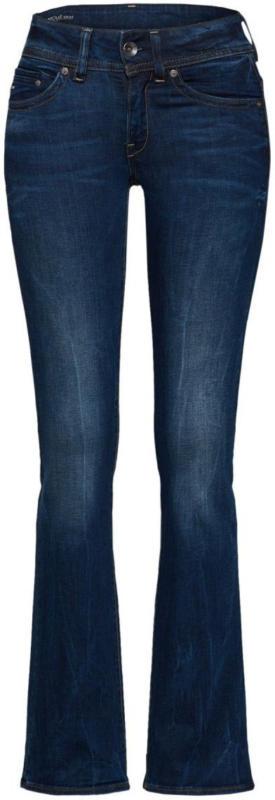 ´Midge Saddle Mid Bootleg´ Jeans