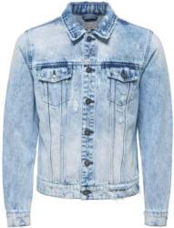 Detailreiche Jeansjacke